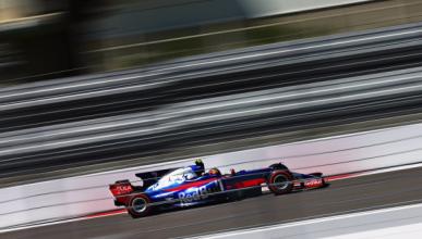 GP Rusia 2017: Carlos Sainz rasca un punto