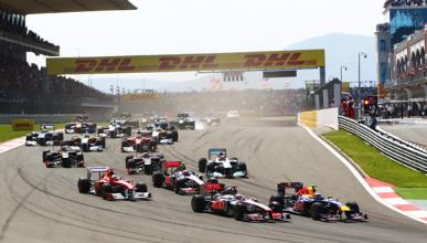 El GP de Turquía podría volver a la Fórmula 1 en 2018
