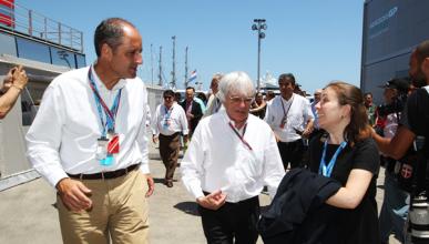 GP Valencia: la defensa de Camps niega que Campos le culpe
