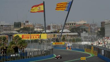 GP Valencia F1: La Policía se presenta en Cheste