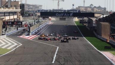 Gran Premio Bahréin 2010