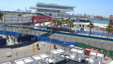 Un Gran Premio de Europa VIP con Infiniti y Red Bull