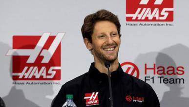 Grosjean se atrevería a correr en Nascar