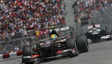 """Gutiérrez:""""El trabajo con los neumáticos será importante"""""""
