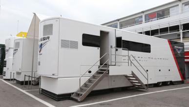 Haas Racing compra la sede de Marussia y bocetos de 2015
