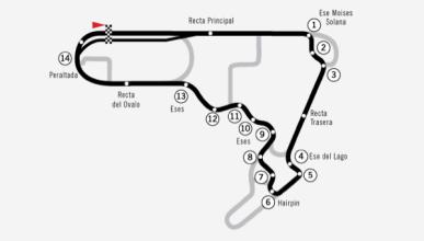 Habrá GP de México de Fórmula 1 en 2015