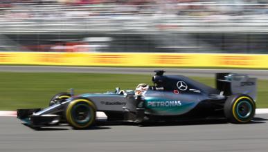 Hamilton, cauto con los Ferrari en Canadá