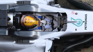 Hamilton cree que Ferrari pondrá en aprietos a Mercedes