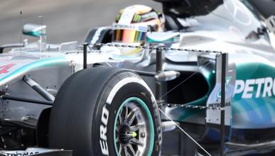 Hamilton deja el Mercedes en manos de Wehrlein en Barcelona