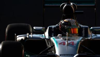 """Hamilton: """"El domingo pilotaré como siempre lo hago"""""""
