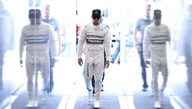 """Hamilton: """"Ha sido una de mis mejores salidas"""""""