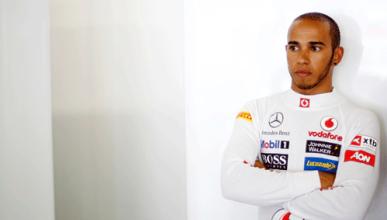 Hamilton  - McLaren - Espana 2012