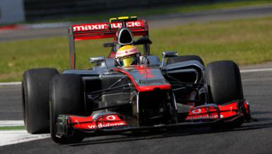 Hamilton - McLaren - Italia - Monza - 2012