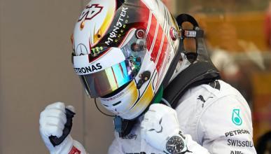 """Hamilton: """"Las mejoras en mi monoplaza han sido buenas"""""""