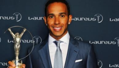 Hamilton, Mercedes y Ricciardo nominados a los Laureus