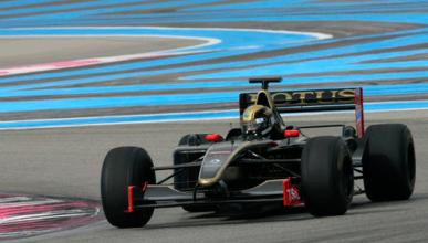 Hector Diaz - Renault F1 - Paul Ricard