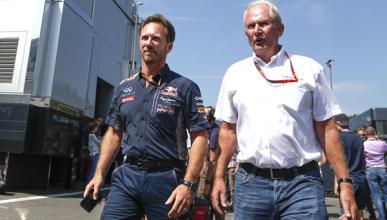 """Helmut Marko: """"Alonso se habría quejado en Red Bull"""""""