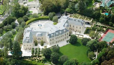 La hija de Ecclestone vende su mansión de Los Ángeles