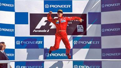 El homenaje de Ferrari a Michael Schumacher