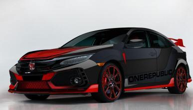 Honda Civic Type R by OneRepublic
