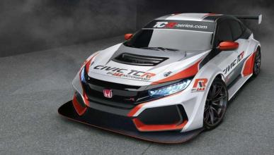 Honda Civic Type R TCR 2018