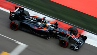 """Honda ya piensa en """"alcanzar el podio"""" con McLaren"""