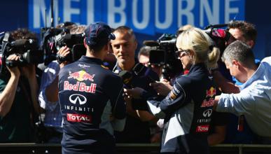 Los horarios de Antena 3 para el GP de Australia F1 2014