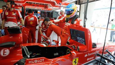 Los horarios de Antena 3 para el GP China F1 2014
