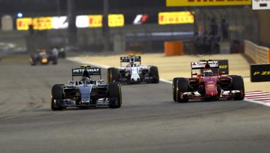 Horarios del GP Bahréin F1 2016