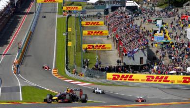 Horarios del GP Bélgica 2015 en Antena 3 y Movistar F1