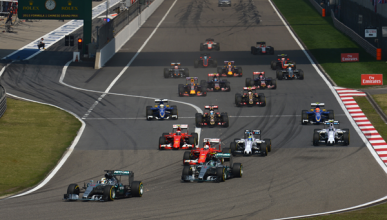 Horarios del GP China F1 2016