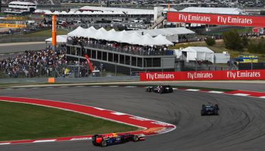 Horarios GP EEUU 2015 en Antena 3 y Movistar F1