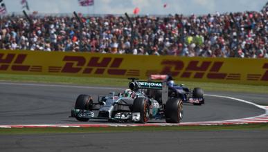 Horarios del GP de Gran Bretaña en Antena 3 y Movistar F1