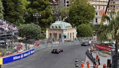 Horarios del GP Mónaco F1 2016