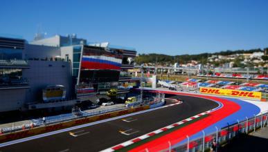 Horarios GP Rusia 2015 en Antena 3 y Movistar F1