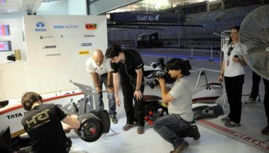HRT - Antena 3 - GP Bahréin 2012