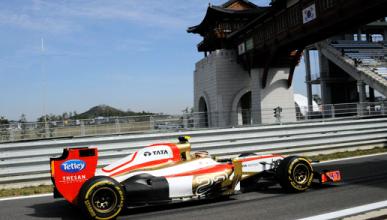 HRT F1 Team 2012