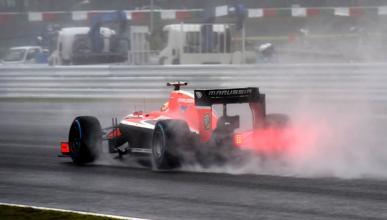 Investigación del accidente de Bianchi: no frenó suficiente