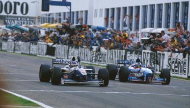 Jacques Villeneuve - Williams - Jerez - GP Europa - 1997