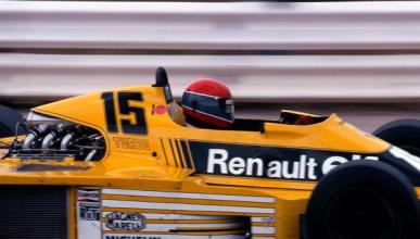 Jean Pierre Jabouille - Renault - GP Sudafrica 1979