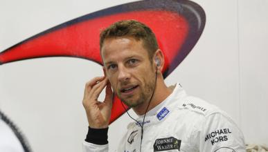 Jenson Button cumple 300 carreras en la F1 en Malasia