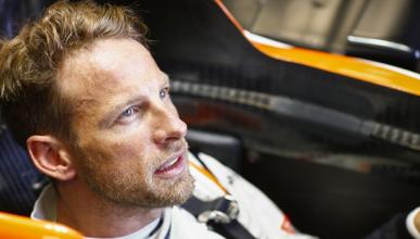 """Jenson Button: """"deseo lo mejor a Alonso en Indianápolis"""""""