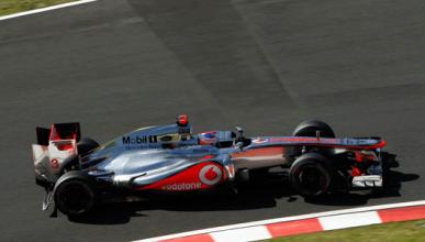 Jenson Button - McLaren - GP Japón - 2012