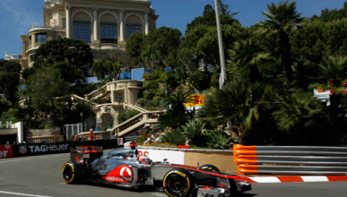 Jenson Button - McLaren - GP Monaco 2012
