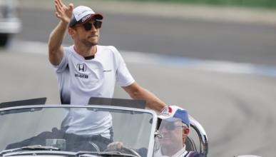 Jenson Button no descarta correr en otra categoría en 2017