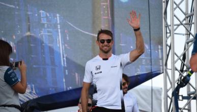 Jenson Button sustituirá a Fernando Alonso en Mónaco