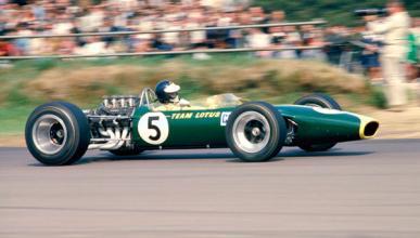 Jim Clark Lotus 49