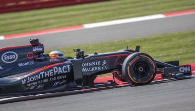Johnnie Walker seguirá siendo patrocinador de McLaren