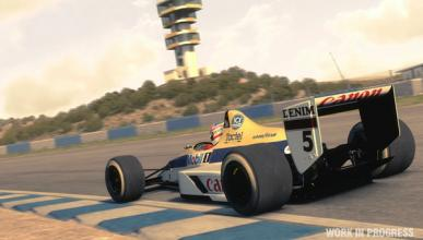 Juego F1 2013 Nigel Mansell Williams Circuito Jerez