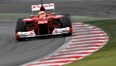 Jules Bianchi - Ferrari - Magny Cours - Tests 2012